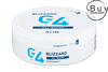 G.4 BLIZZARD Slim All White Portion