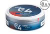 G.4 CRYO Slim All White Super Strong Portion