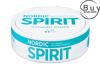 Nordic Spirit Spearmint Intense Nicotine Pouches