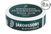 Jakobsson's Wintergreen Slim White