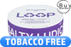 LOOP Salty Ludicris Nicotine Pouches