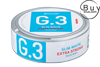 General G.3 - Mint Slim White Extra Strong