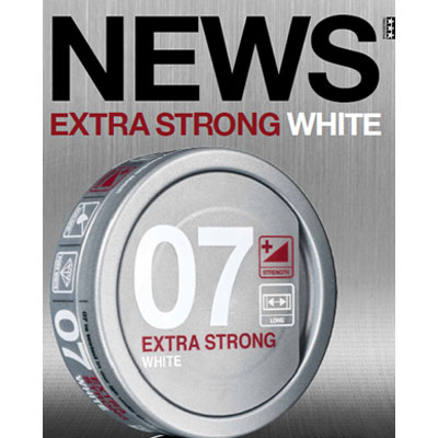 07 White Extra Strong Long Portion