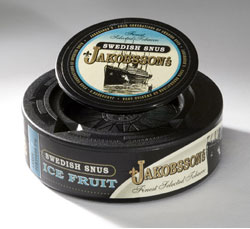 Jakobssons Ice-Fruit snus