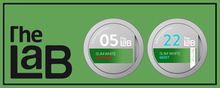 The Lab Series 0102 snus
