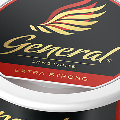 General Long White Extra Strong