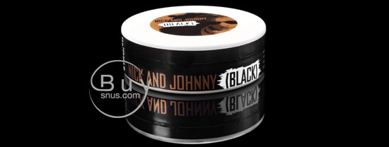 Nick and Johnny Black