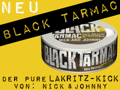 Nick & Johnny Black Tarmac!