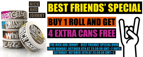 Nick & Johnny Best Friends' Special!