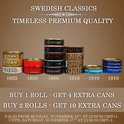 Swedish Classics - Timeless Premium Quality!