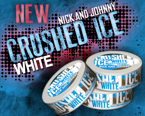 N&J CRUSHED ICE - WHITE