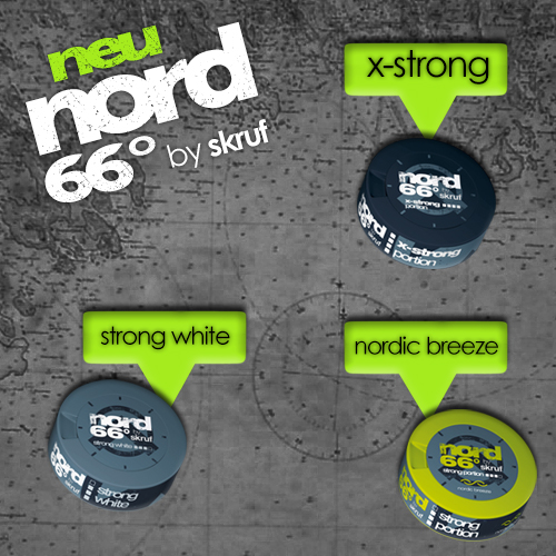 nord66° by skruf!