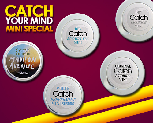 Catch Your Mind - Mini Special
