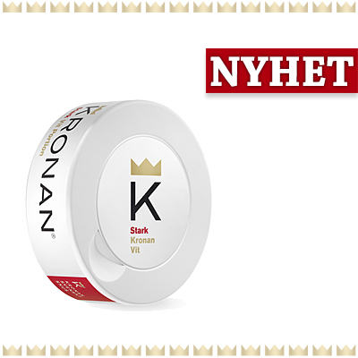 Kronan Strong White Portion