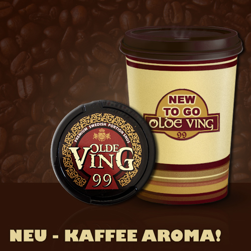 Olde Ving 99 Coffee Portion