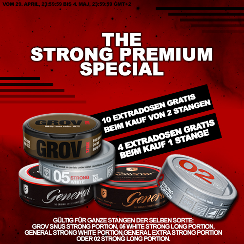 The Strong Premium Special