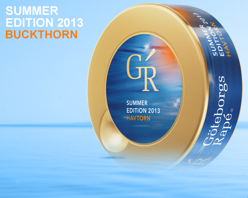 GR´ Summer Edition 2013 Buckthorn