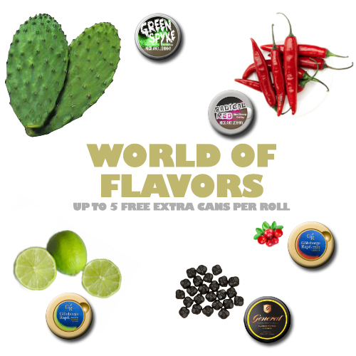 World Of Flavor - Special