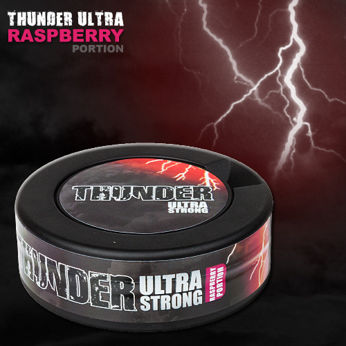 Thunder Ultra Raspberry Portion!