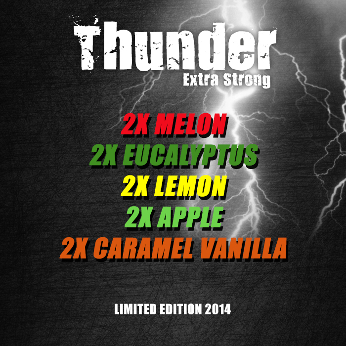 THUNDER LIMITED EDITION 2014