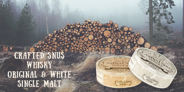 Crafted Snus