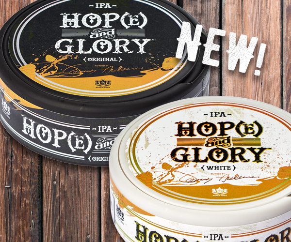 New IPA snus
