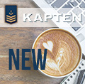 New snus at buysnus.com - Kapten Mini White Café
