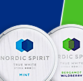 New snus at buysnus.com - Nordic Spirit