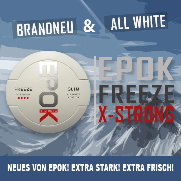 Epok X-Strong Freeze Slim