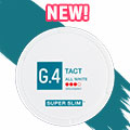 G4 TACT Strong Super Slim All White