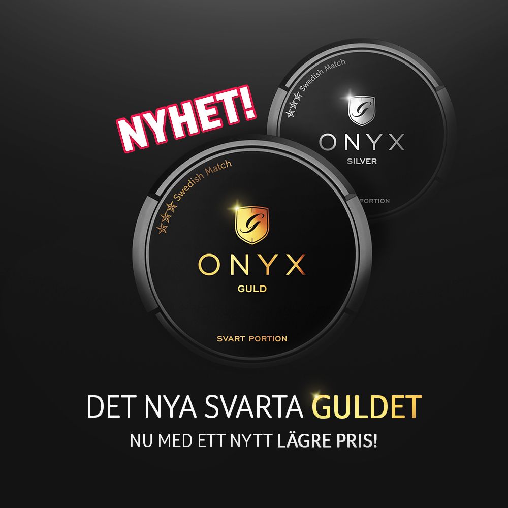 Onyx Gold Portion
