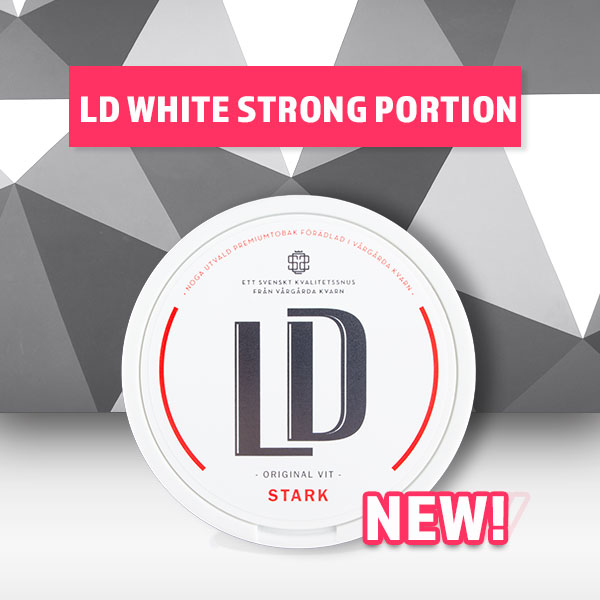 LD White Strong Portion