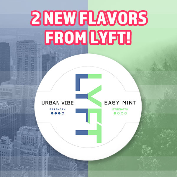 LYFT Urban Vibe-Easy Mint