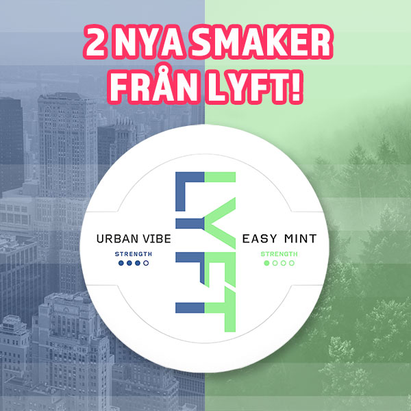 LYFt Urban Vibe - Easy Mint