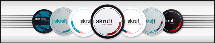 Skruf Snus Selection