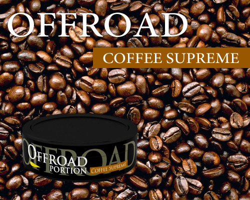 Offroad Coffee Supreme