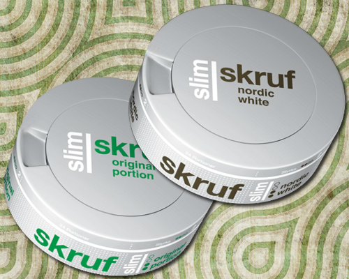 New Skruf Slim variations